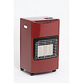 Lifestyle Seasons Warmth Cabinet Heater - Red