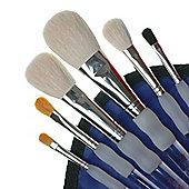Soft Grip Value Brush Set