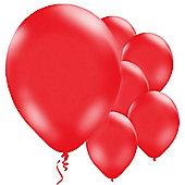 Red Balloons - 11' Latex (10pk)