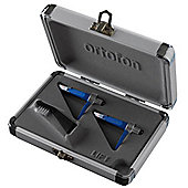 Ortofon Concorde DJ S Cart And Styli - Twin Pack