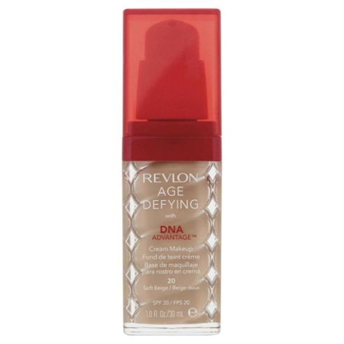 Revlon Age Defying with DNA Advantage™ Cream Makeup Soft Beige
