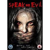 Speak No Evil DVD
