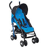 Chicco Echo Stroller, Light Blue