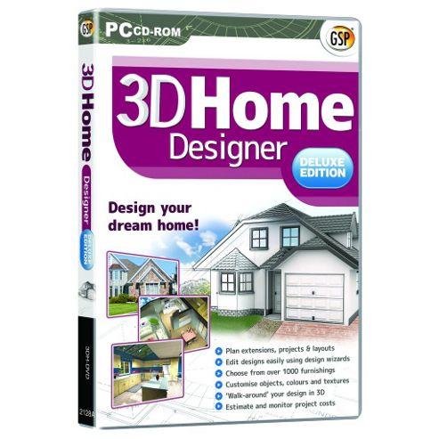 3D Home Designer Deluxe