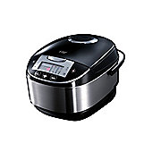 Russell Hobbs 21850 5 Litre Mulitcooker - Stainless Steel