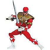 Power Rangers Super Megaforce Armoured Might Figure - 16cm Mighty Morphin Red Ranger