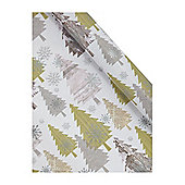 Linea Enchanted Forest Tree Wrapping Paper