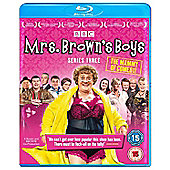Mrs Brown's Boys: Series 3 (Blu-ray Boxset)
