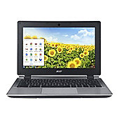 "Acer C730, 11.6"", Chromebook, Celeron, 4GB, 32GB - Grey"
