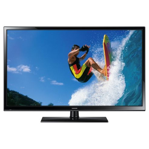 Samsung PE43H4500 43 Inch HD Ready 720p Plasma TV With Freeview