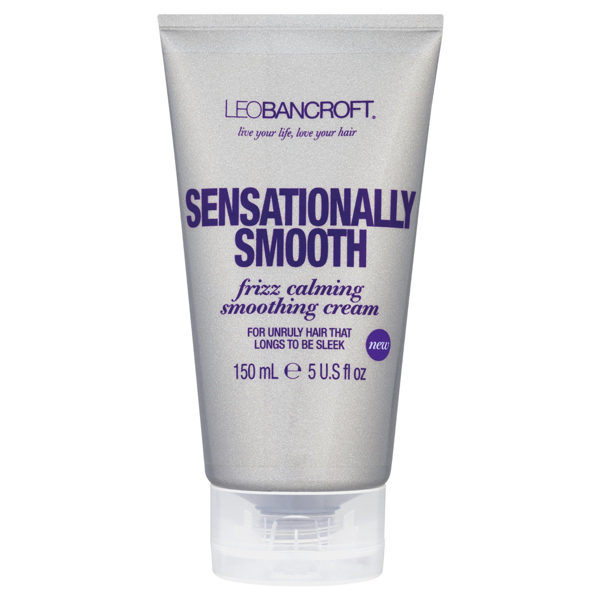Leo Bancroft Sensationally Smooth Frizz Cream
