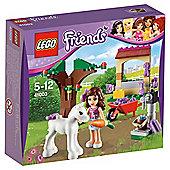 LEGO Friends Olivia's Newborn Foal 41003
