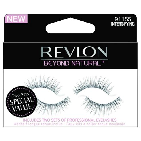 Revlon Beyond Natural Lash Twinpack - Intensifying 91155