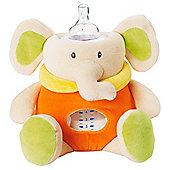 Milkysnugz Bottle Holder Comforter Elephant