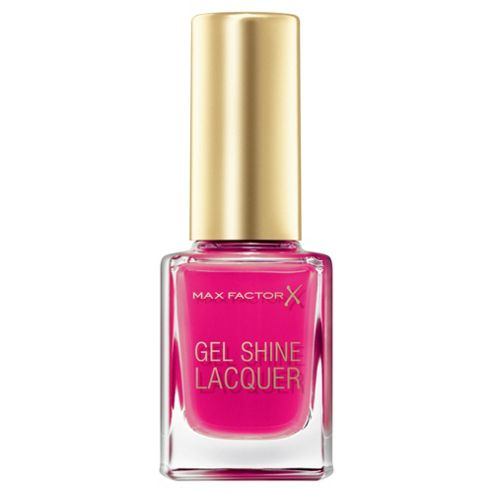 Max Factor Glossfinity Gel Shine Lacquer Twnk Pink 30