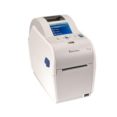 Intermec PC23d 2 inch Desktop Direct Thermal Printer Icon Graphic 203 Dpi EU