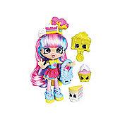 Shopkins Shoppies 15cm Rainbow Kate Doll