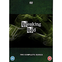 Breaking Bad - The Complete Series (DVD Boxset)