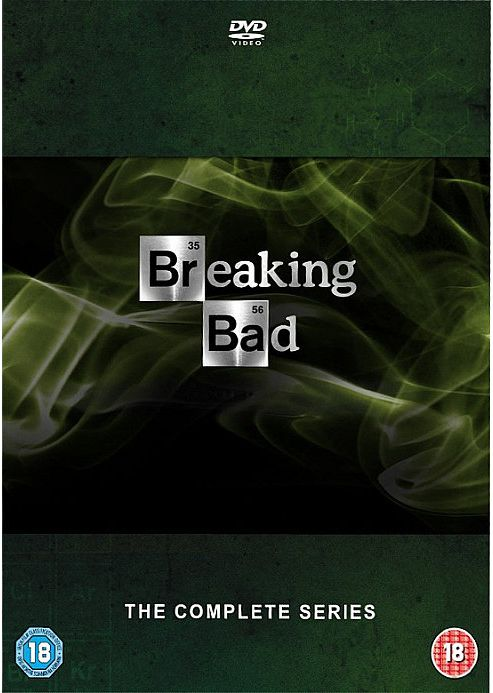 Breaking Bad - The Complete Series (Boxset)