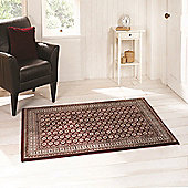 Million Point Bokhara Red 80x150 cm Rug