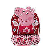 Character Peppa Pig Hopscotch Novelty Backpack