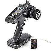 Carson Reflex Rc 3 Ch Wheel Pro2 2.4Ghz Radio With Lcd Screen C500037 500500037