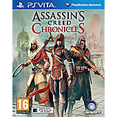 Assassins Creed Chronicles PS Vita