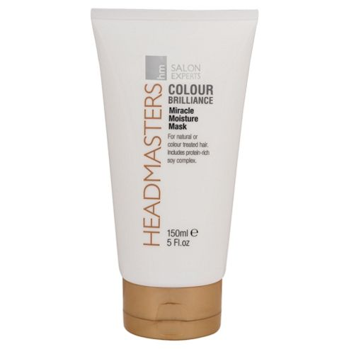Headmasters Colour Brilliance Miracle Moisture Mask 150ml