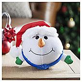 Tesco Musical Snowman Decoration