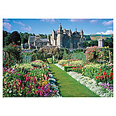 Sir Walter Scott's House 1000 Piece Jigsaw Puzzle