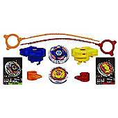 Beyblade Metal Fury Double Pack - Barnard's Loop Attack