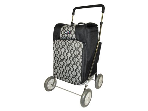 Marketeer No2 4-Wheel Shopping Trolley