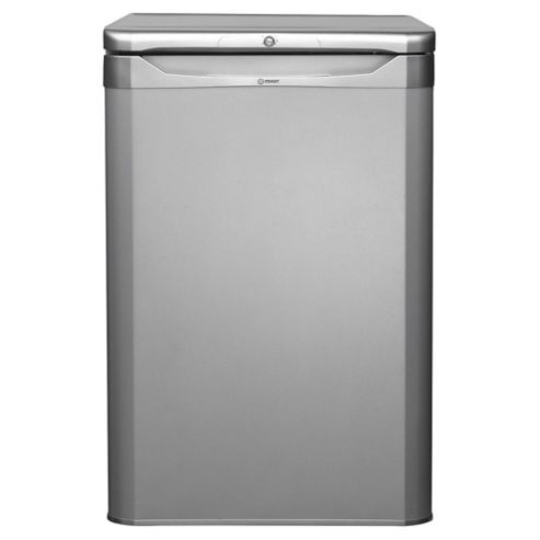 Indesit TZAA10SI Freezer, A+ Energy Rating, Silver, 55cm
