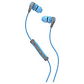 Skullcandy Method In-Ear Headphones - Grey/Blue