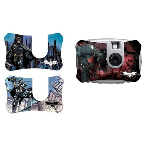 Batman Digital Camera with Face Plates