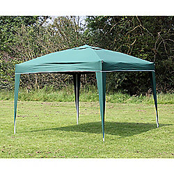 Palm Springs 10' X 10' (3M X 3M) Gazebo / Party Tent - Ez Stow A Way - Green