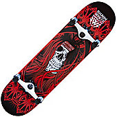 Shaun White Supply Co. Shaun White Park Skull Red Complete Skateboard