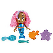 Bubble Guppies Splash & Surprise Molly Bath Toy