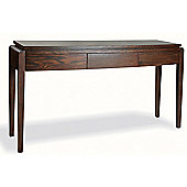Ultimum Alnwick Dark Oak Console Table