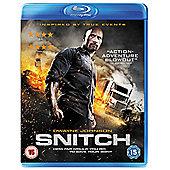 Snitch Blu-Ray