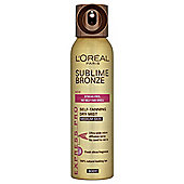 L'Oréal Sublime Self-Tan Body Mist Medium 150ml