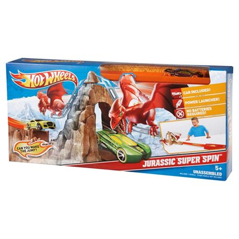 Hot Wheels Jurassic Super Spin