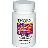 Thorne Research Copper Picolinate 2Mg 60 Veg Capsules