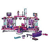 Mega Bloks Barbie Super Star Stage Playset