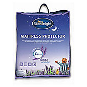 Silentnight Febreze Mattress Protector - Double