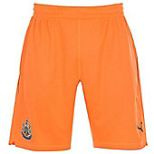 2014-15 Newcastle Away Goalkeeper Shorts (Orange) - Orange