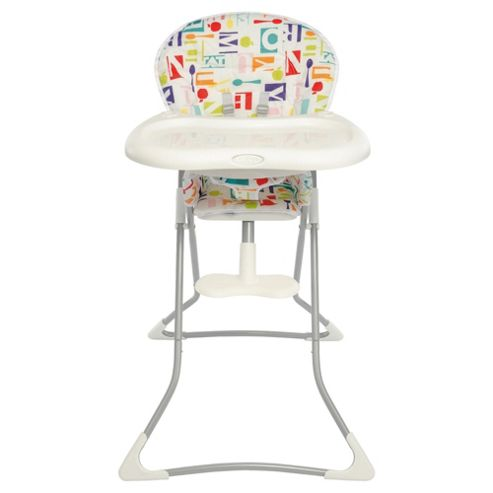 Graco Teatime Highchair in Alphabite