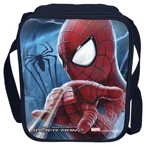 Spiderman Lunch Bag With Shoulder Strap 56