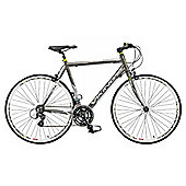 2014 Viking Trieste 56cm Gents Road Racing Flat Bar Bike 24 Speed