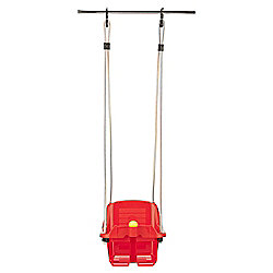 Tesco Safety baby Swing Red
